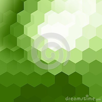 hexaon geometric pattern background