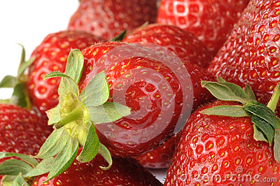 Mogna jordgubbar