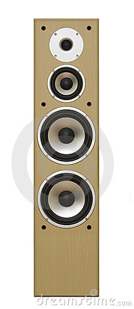 Hi end speakers