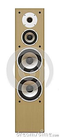 Hi end speakers