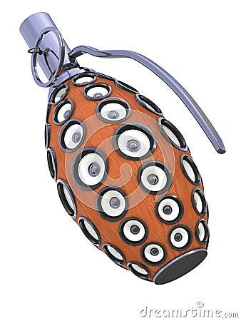 Hi-fi grenade
