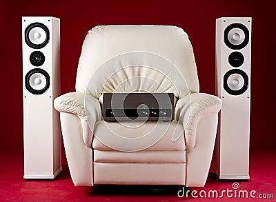 HI-FI Home Stereo