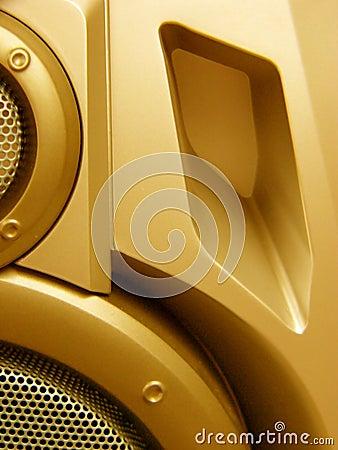 Free Hi-Fi Speaker Design Royalty Free Stock Photo - 6135735