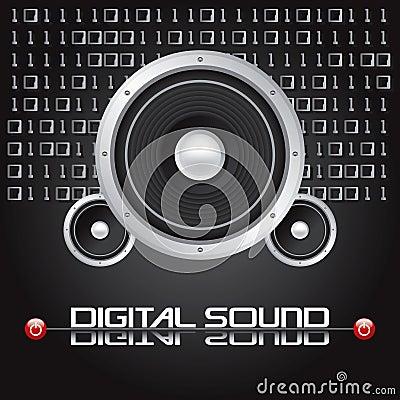 HI-FI Speaker -EPS Vector-