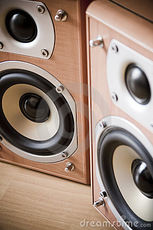 Free Hi-Fi Speakers Royalty Free Stock Photos - 2159498
