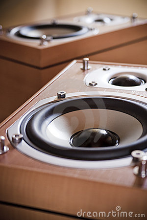 Free Hi-Fi Speakers Stock Photos - 2159553