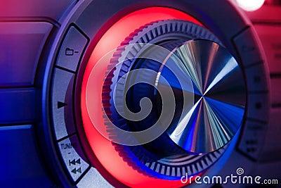 Hi-Fi Stereo wheel