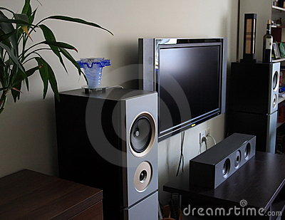 Hi-Fi System Stock Photography - Image: 4964202