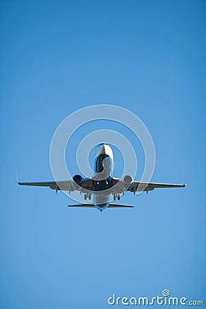 Hi-res plane