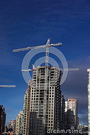 Hi-rise Construction