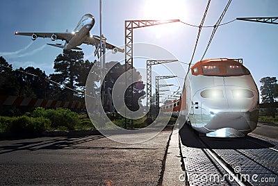 Hi-speed transportation