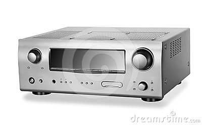 Hi-Tech AV receiver