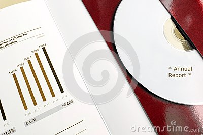 Receive Annual Report by DVD