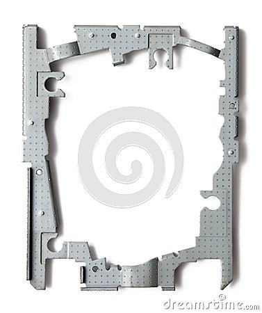 Hi-tech frame