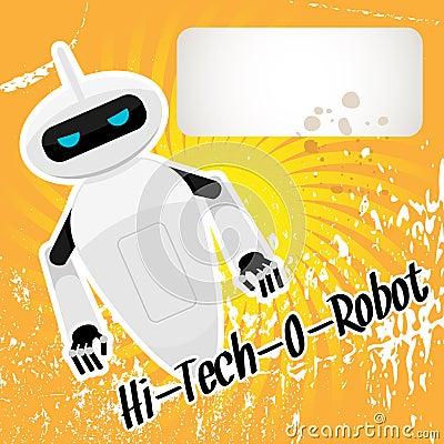 Hi-tech robot