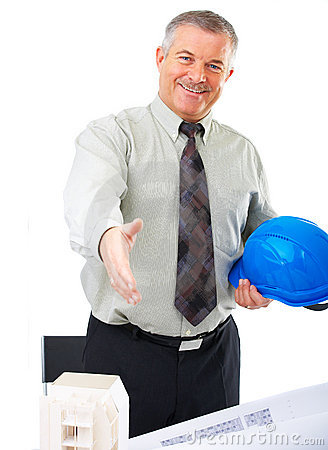 Hi, welcome to my construction firm!
