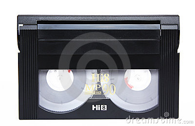 Hi8 Tape