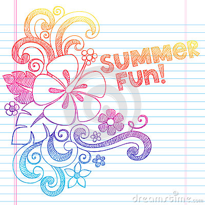 Hibiscus Tropical Vacation Summer Flower Vector