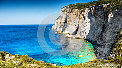 High Cliffs Sea View