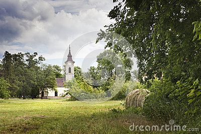 Hidden church