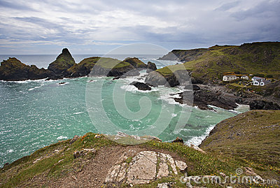 Hidden jewel of Cornwall, Kynance Cove