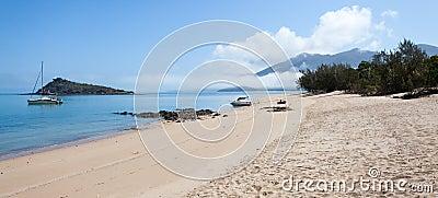 Hideway beach