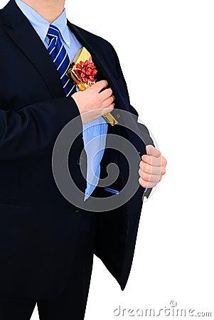 Hiding a gift
