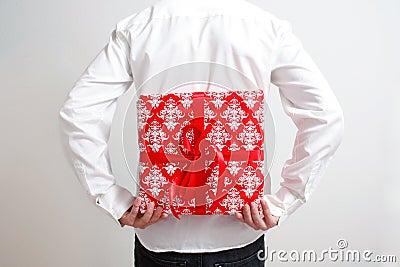 Hiding a present
