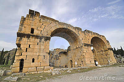 Hierapolis,Denizli,Turkey