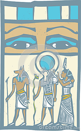 Hieroglyph Eyes