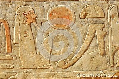 Hieroglyph for Female