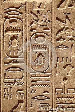 Free Hieroglyphs Royalty Free Stock Images - 24636909