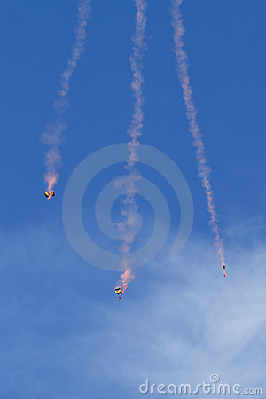 High Altitude Airbone 151st Jumpers