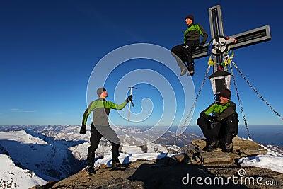 High altitude delusion