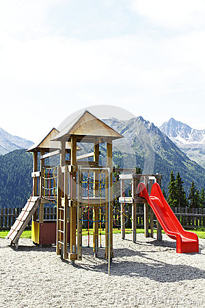 High Altitude Playground