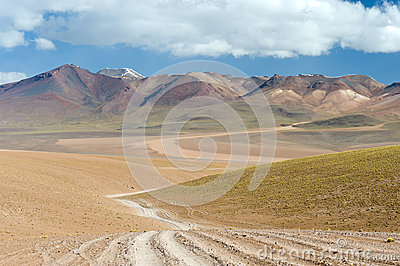 High Andes Road