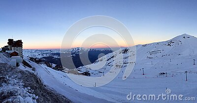 High Angle Photo Of Snow Mountain Free Public Domain Cc0 Image
