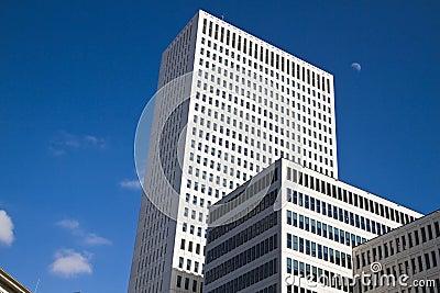 High buildings EMC Rotterdam
