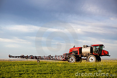 High Clearance Sprayer