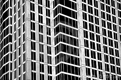 HIGH contrast building