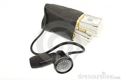 High Cost Of Healthcare Stock Photos - Image: 13321013