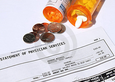 High cost of medical care