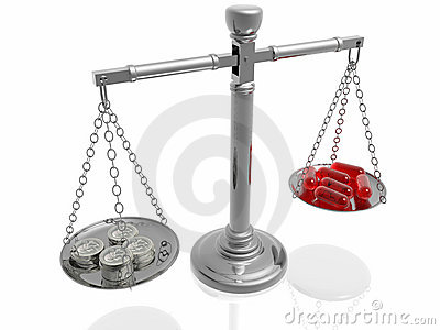 High cost of medicine