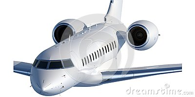 High-end Business Jet Type 2