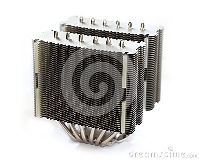 High-end CPU heatsink