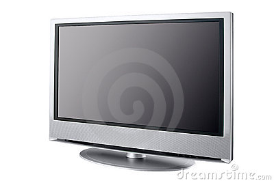 High end LCD tv