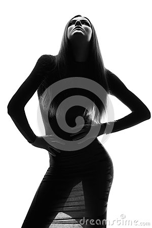 Free High Fashion Look. Glamor Portrait Of Beautiful Sexy Stylish Model Stock Photo - 53382030