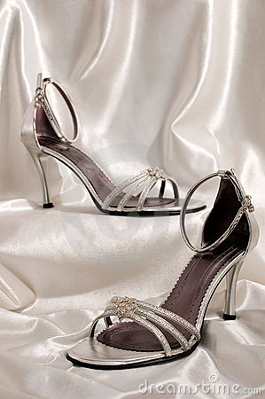 Free High Heel Sandals Royalty Free Stock Photos - 2033828