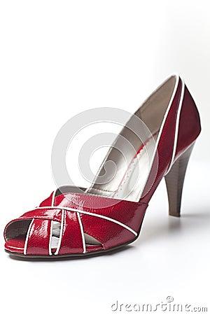 Free High Heel Shoe Royalty Free Stock Image - 16840836