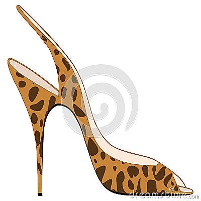 Free High Heeled Sandal Stock Image - 16205821